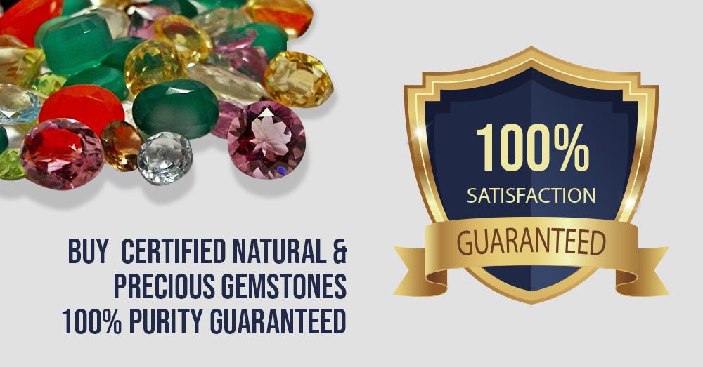 natural & precious gemstones